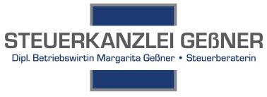 STEUERKANZLEI GEßNER | Steuerberaterin Bad Oldesloe Logo
